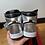 Thumbnail: DS Silver Toe AJ1 Sz 9.5W/8M