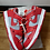 Thumbnail: DS Off White Red Dunk Sz 14