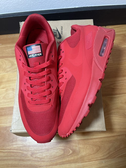 Independence Red AM90 Sz 10