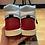 Thumbnail: DS Union Black Toe AJ1 sz 8.5
