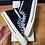 Thumbnail: DS Black FOG Converse Sz 11