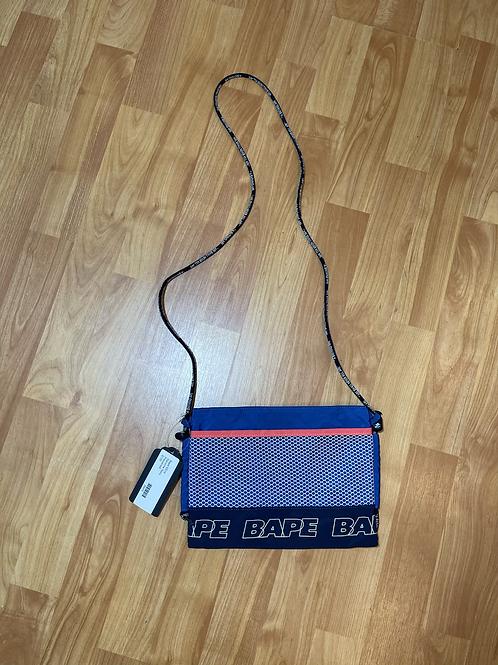 Bape SS20 Sacoche Navy Bag