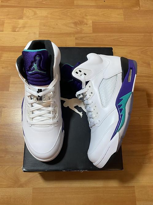 DS White Grape AJ5 sz 9