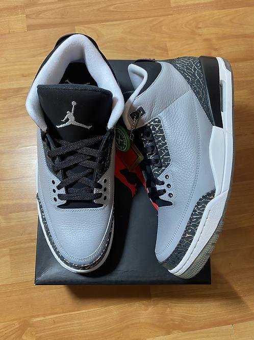 Wolf Grey AJ3 sz 11
