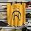 Thumbnail: Yellow Bape Shark Shorts Sz XL