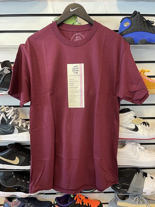 ASSC T Shirt Sz Large