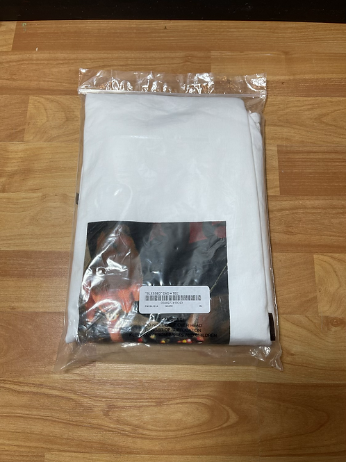 Supreme Blessed T Shirt & DVD Sz XL