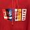 Thumbnail: Kith Coke Hoodie Sz M