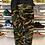 Thumbnail: Palm Angels Fleece Camo Pants Sz XL