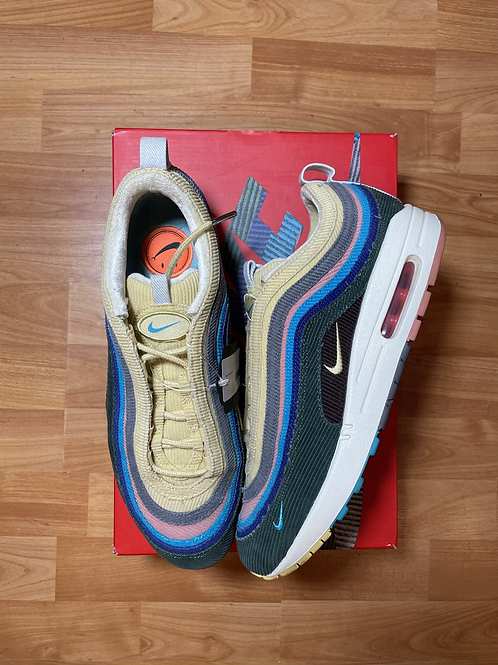 Sean Wotherspoon AM1/97 sz 9