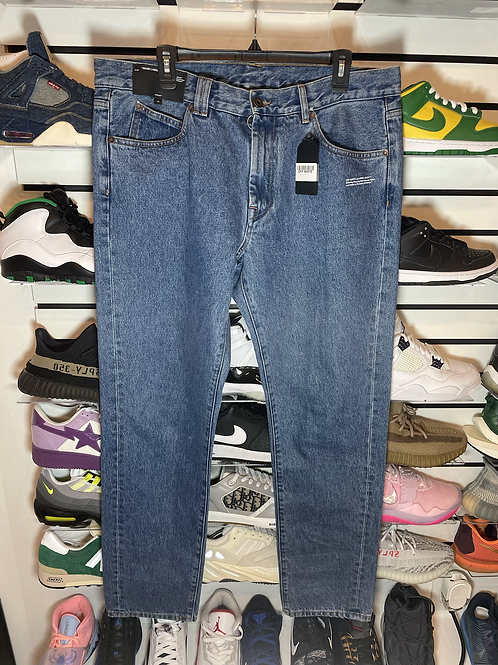 SS19 Off White Slim Fit  Jeans sz 38