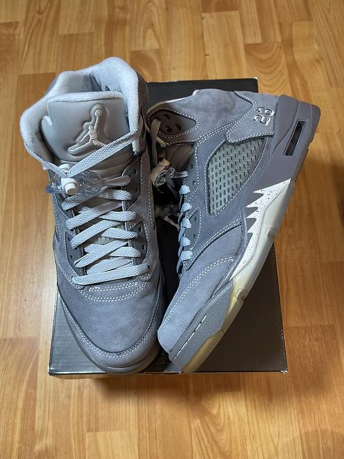 Wolf Grey AJ5 Sz 8.5