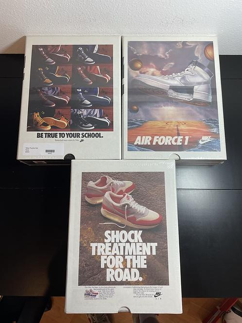 Nike Puzzle Set