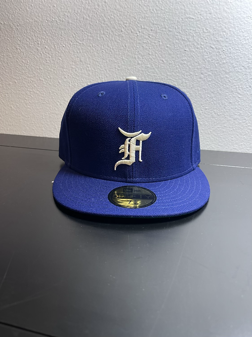 DS Fear of God Blue Hat