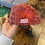 Thumbnail: Kith Red Bandana Fitted Sz 7 1/2