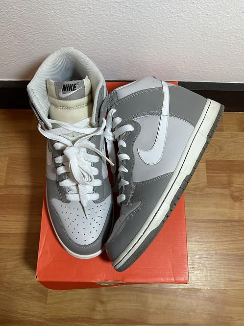 Grey Dunk High Sz 9.5