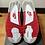 Thumbnail: DS Fire Red AJ4 Sz 11.5