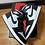 Thumbnail: DS 2014 Black White AJ1 Sz 10