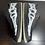Thumbnail: Black Skeleton AF1 Sz 10.5