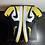 Thumbnail: Yellow Toe AJ1 Mid Sz 10.5