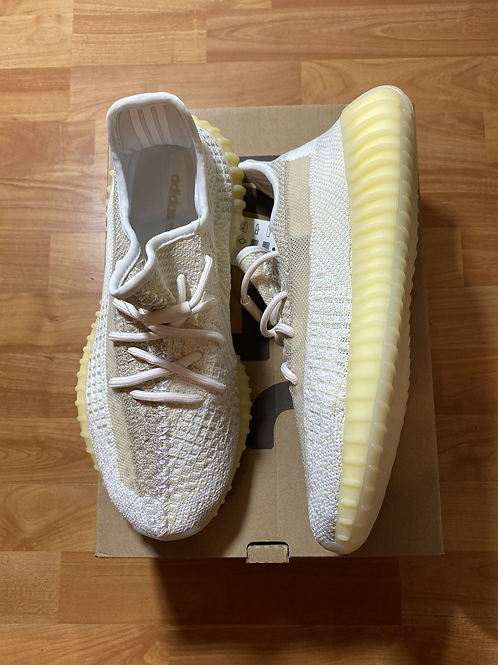 DS Natural Yeezy 350 sz 9
