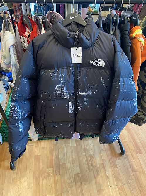 Extra Butter The North face sz XL