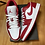 Thumbnail: DS Gym Red AJ1 low Sz 8.5