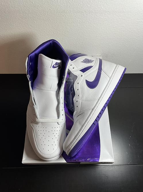 DS Court Purple AJ1 12W/10.5M