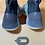 Thumbnail: DS Yeezy QNTM Teal Blue sz 9.5