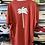 Thumbnail: Palm Angels Orange Tee Sz XXL