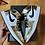 Thumbnail: DS Gold AJ1 Mid Sz 13