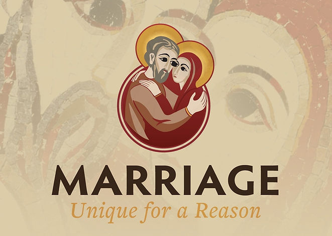 marriage unique for a reason