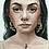Thumbnail: Autorretrato 1    impressão fine art