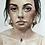Thumbnail: Autorretrato 2  |  impressão fine art