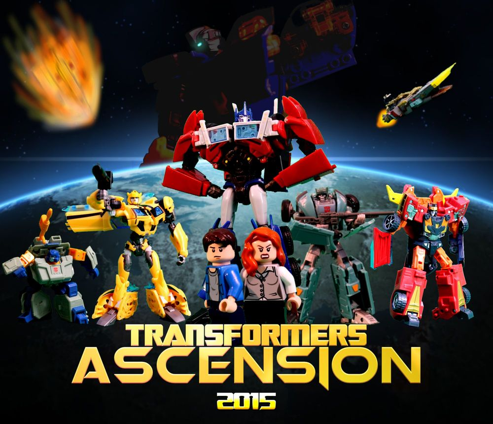 Transformers: Ascension