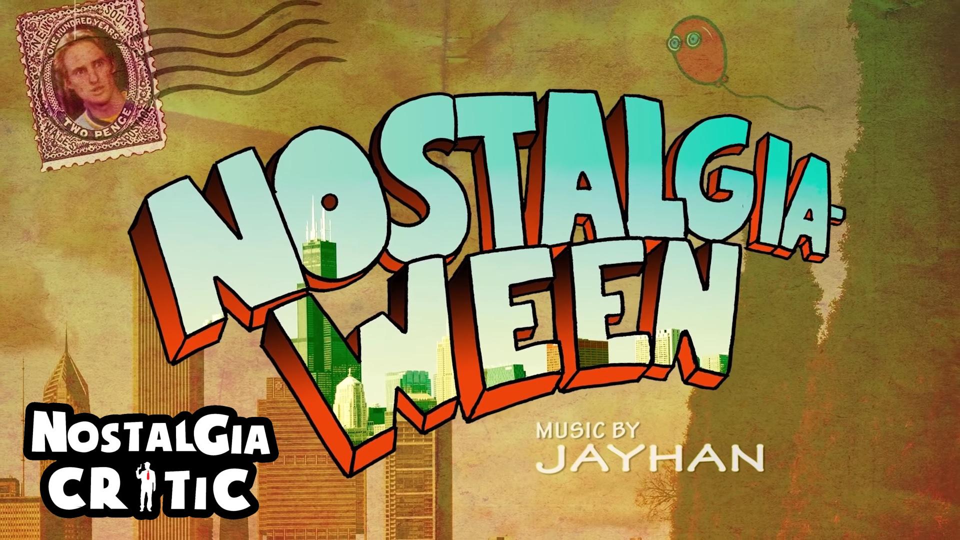 Nostalgia-ween Themes