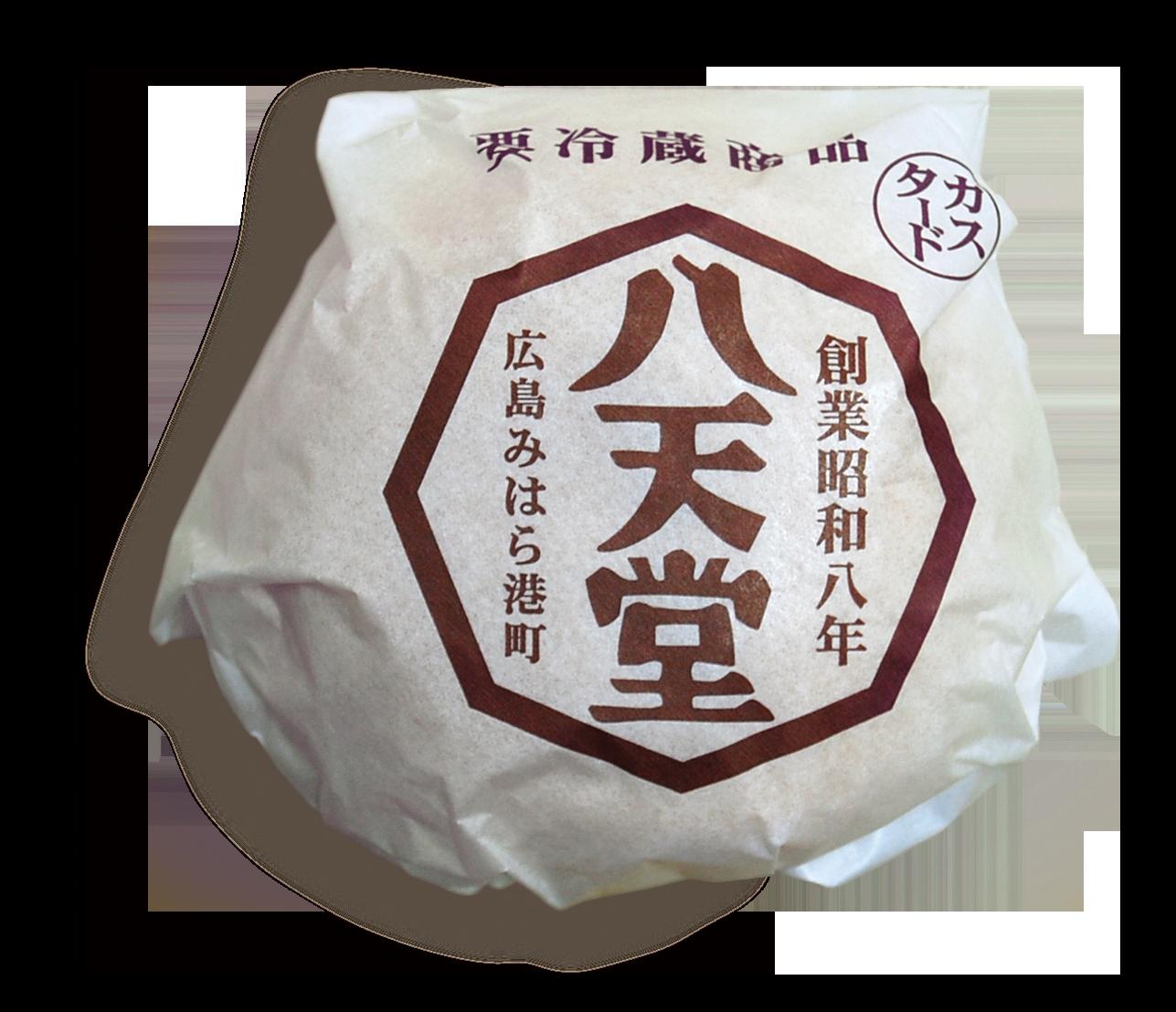 株式会社八天堂「くりーむぱん」パッケージデザイン