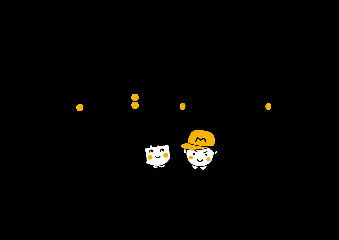 「御手洗昭和館」ロゴデザイン