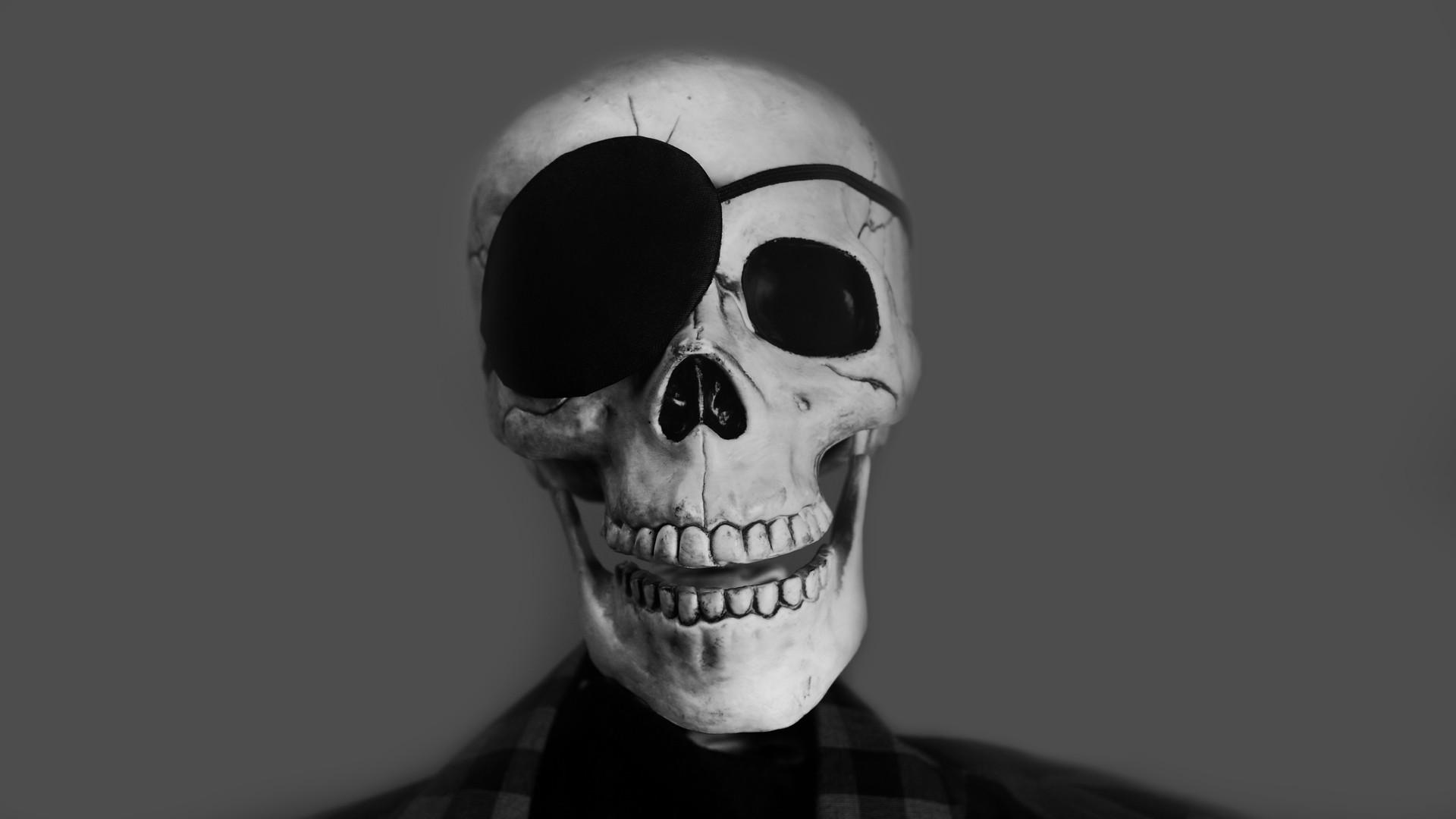 Boney Bob Portrait