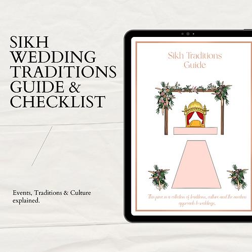Digital Sikh Traditions Guide & Checklist