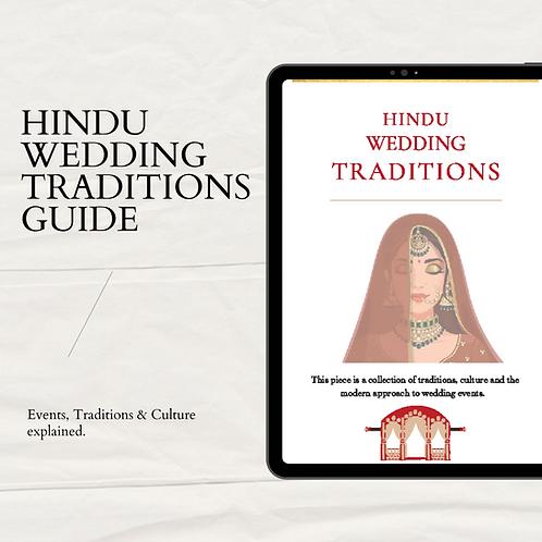 Hindu Traditions Guide & Checklist