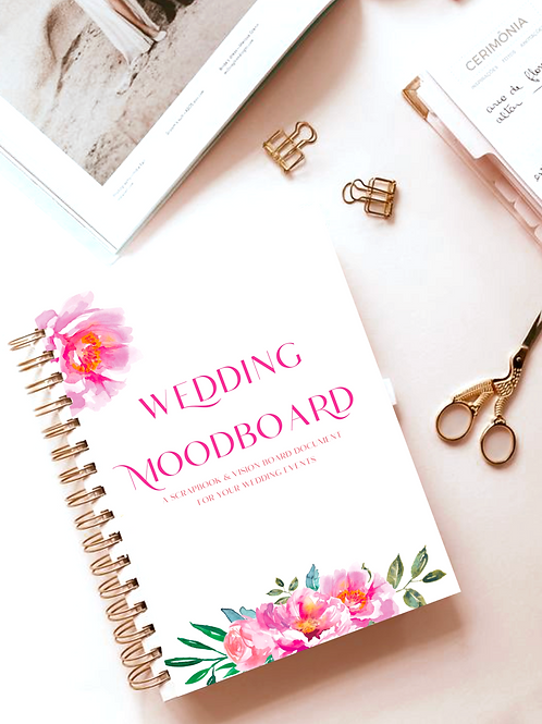 Wedding MoodBoard Kit