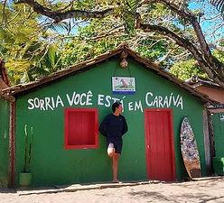 Seja bem vindo a Vila de_ Caraíva-ES ._.