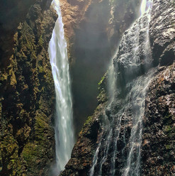 Cachoeira do Dragao Chapada dos Veadeiros