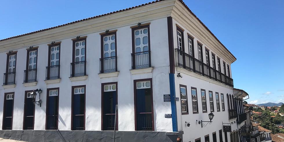 Ouro Preto, Mariana -MG + Parque das Andorinhas