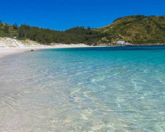 Praia Ilha do farol Arraial do Cabo - RJ