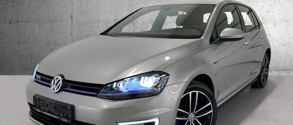 2016 VW Golf GTE