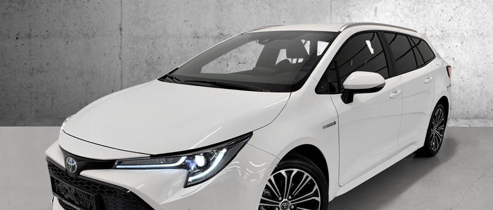 2019 Toyota Corolla TS Hybrid