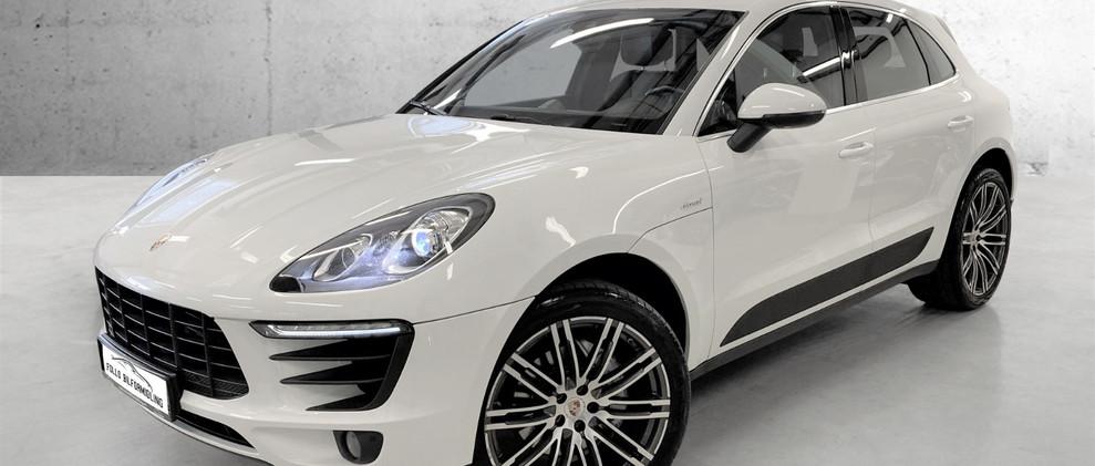 2014 Porsche Macan S