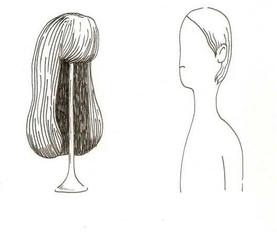 O cabelo sonhado - Refúgio Capilar